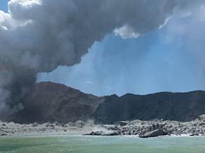 Nova Zelândia. Número de mortos após erupção sobe para cinco