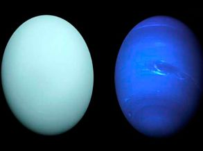 NASA começa a discutir missões para os gigantes gelados Netuno e Urano