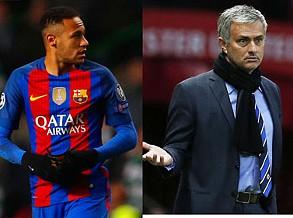 Manchester United prepara 'ataque' milionário a Neymar