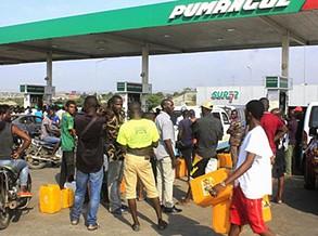 Total e Trafigura garantem fornecimento de combustíveis para os próximos 12 meses - Sonangol