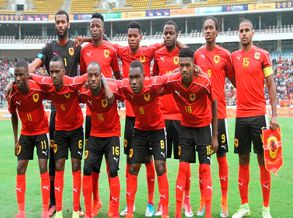 CHAN2018: Angola qualifica-se para fase final no Quénia