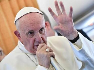 Resultado de imagem para Papa Francisco afirma que Europa precisa de líderes