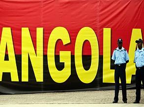 """Polícia angolana assume que sistema de segurança pública do país é """"coxo"""