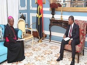 Presidente da República termina visita a Malanje