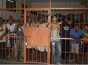 Cadeia de Cacanda liberta 24 reclusos