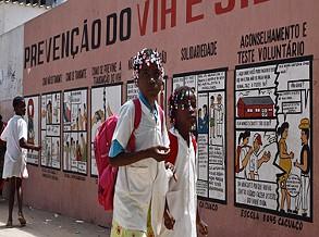 Angola regista 28 mil novas infeções de Sida e 13 mil mortos por ano