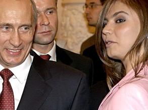 Namorada secreta de Vladimir Putin deu à luz gémeos