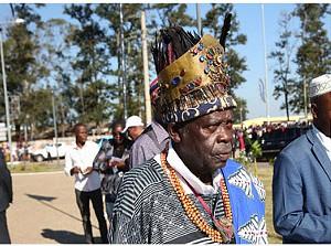 Soberano do Ndongo, Rei Buba Nvula Dala Mana (Rei Cabombo)