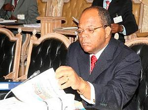 Escritor angolano Roderick Nehone