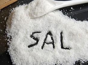 País necessita de 250 mil toneladas/ano de sal para consumo