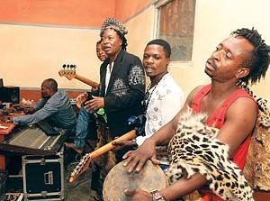 Sassa Tchokwe, grupo tradicional angolano