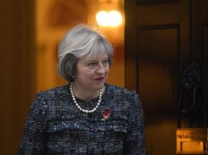 Theresa May não quer o Reino Unido