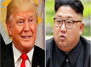 Kim Jong-un diz que Trump é