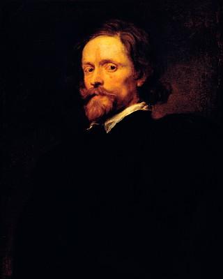 Retrato de Lucas Vosterman, o Velho