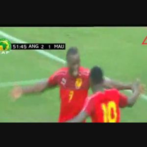 Djalma Campo entra nas contas do jogo e ao minuto 51 marca o terceiro golo de An
