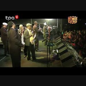 Odemba Ok Jazz All Stars Ft Sam Mangwana - Fatimata