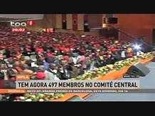 MPLA tem agora 497 membros no Comité Central
