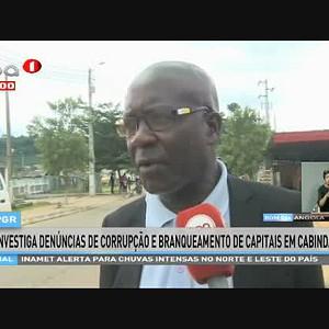 PGR investiga denúncias de corrupção e branqueamento de capitais em Cabinda