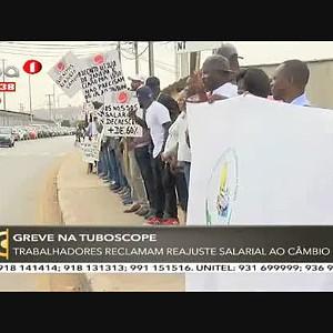 Greve na Tuboscope, trabalhadores reclamam reajuste salarial ao câmbio