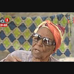 Anciã com 103 anos de idade tem 23 sobrinhos, 56 netos e 108 bisnetos