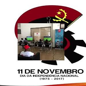 """Torneio Juvenil de Playstation """"Angola 42 anos"""""""
