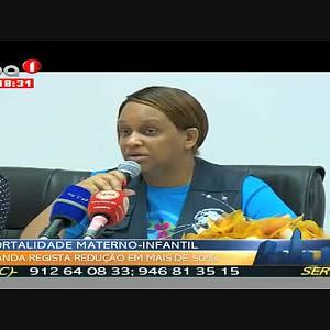 Redução da mortalidade materno infantil em Luanda
