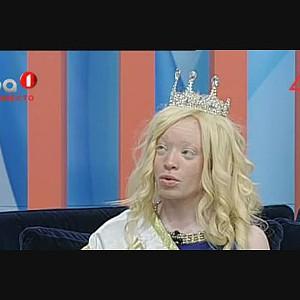 Vencedora do concurso Miss Supranational