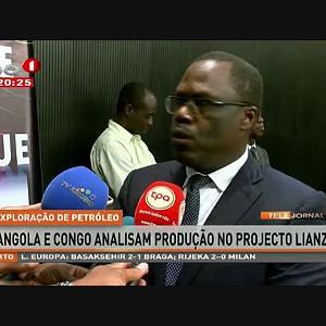 Angola e Congo analisam produção no projecto Lianzi