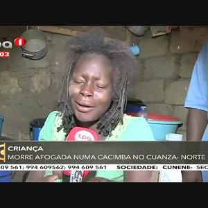 Criança morre afogada numa cacimba no Cuanza-Norte