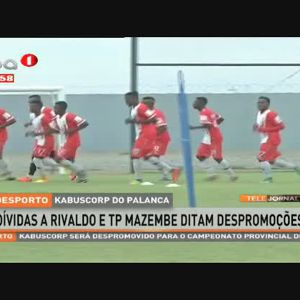 Kabuscorp do Palanca vai jogar no provincial de Luanda