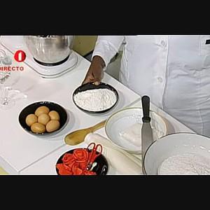 Cozinha dos sabores-Bolo de pedido de noivado