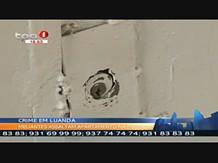 Meliantes assaltam apartamento na Maianga