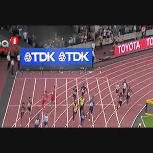 """Usaid Bolt lesiona-se no adeus as pistas """"Mundiais de Atletismo"""""""