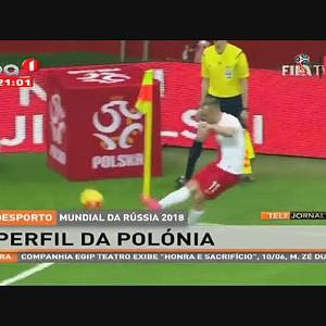 Mundial da Rússia 2018 - Perfil da Polónia