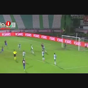 Taça de Portugal - Sporting  vence Cova da Piedade por 2v1