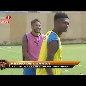 """Petro de Luanda com plantel disponível """"GIRABOLA 2017"""""""