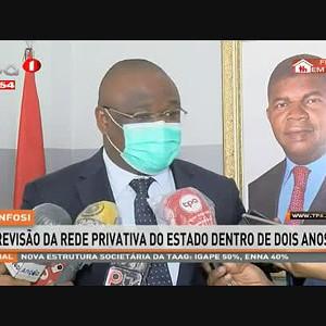 INFOSI - Revisão da rede privativa do estado dentro de dois anos