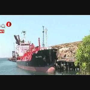 Requalificação leva transferência de pescadores para o porto pesqueira na Baia de Moçâmedes