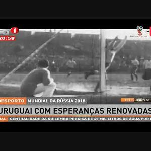 Mundial da Rússia 2018 - Uruguai com esperanças renovadas