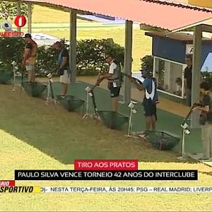 Paulo Silva vence Torneio de Tiro aos Pratos