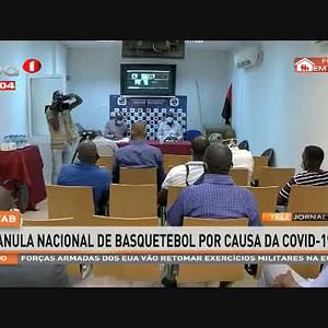 FAB anula nacional de basquetebol por causa da COVID-19