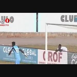 Libolo consente empate a uma bola diante do Santa Rita