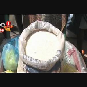 Arroz deteriorado pode estar a ser comercializado no mercado do 4 de Abril em Benguela