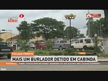 Falsos perfis - Mais um burlador detido em Cabinda