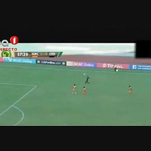 """Zesco 1 - 0 Libolo """"Taça da Confederação"""""""
