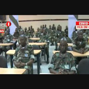 Agressão à cidadã em Cabinda- 2 Militares condenados a 1 ano de prisão