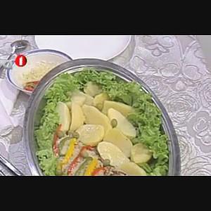 Culinária no Domingo a Mwangolé