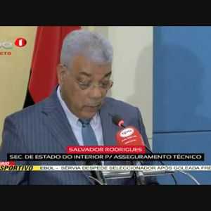 """Ministério do Interior 40 anos """"Desporto e cultura de mãos dadas"""""""
