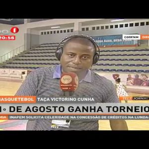 Militares vencem Taça Vitorino Cunha