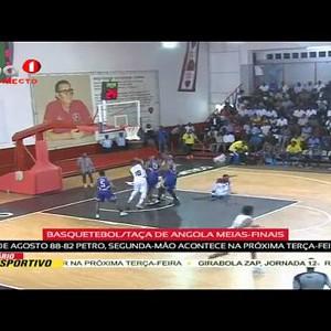 Taça de Angola Meias-Finais